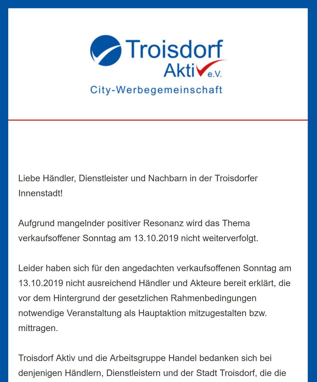 Troisdorf aktiv e.V.