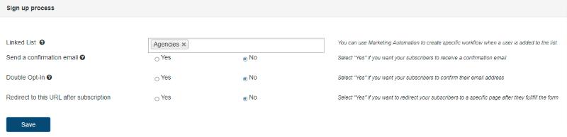 WordPress Newsletter mit dem Sendinblue Plugin erstellen