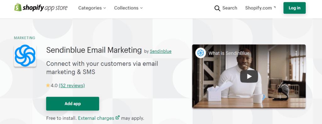 Sendinblue Email Marketing Plugin